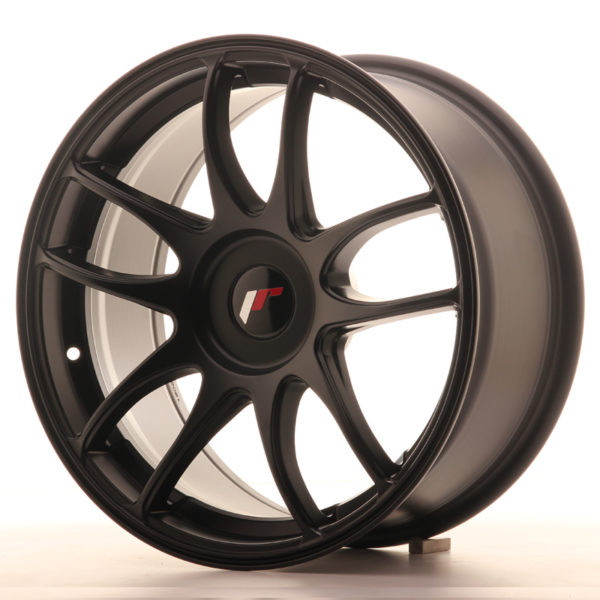 JR Wheels JR29 17x8 ET20-38 BLANK Matt Black