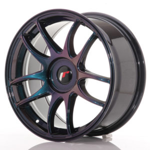 JR Wheels JR29 17x8 ET20-38 BLANK Magic Purple