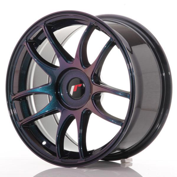 JR Wheels JR29 17x8 ET20-38 BLANK Magic Purple