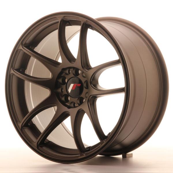 JR Wheels JR29 17x9 ET35 5x100/114 Matt Bronze