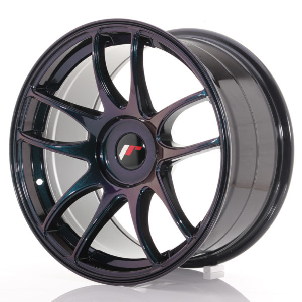 JR Wheels JR29 17x9 ET20-38 BLANK Magic Purple