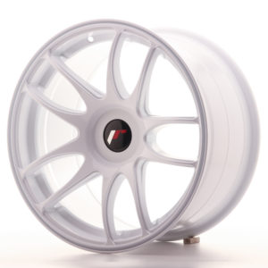 JR Wheels JR29 17x9 ET20-38 BLANK White