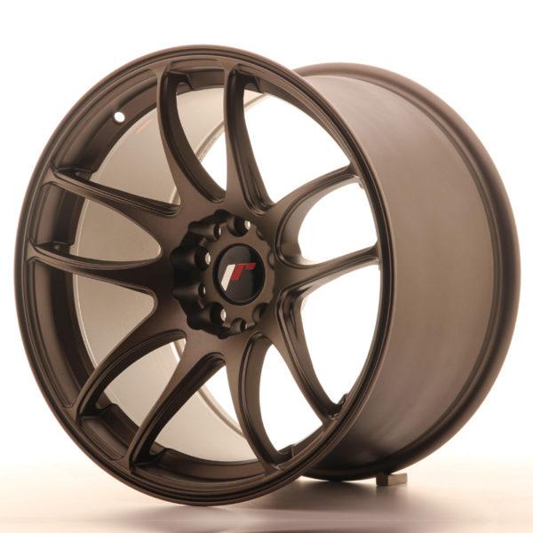 JR Wheels JR29 18x10,5 ET25 5x114/120 Matt Bronze