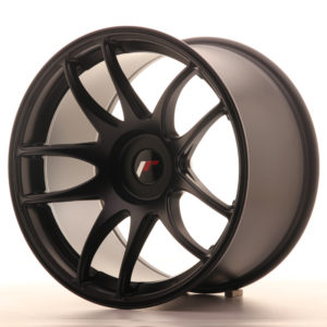 JR Wheels JR29 18x10,5 ET25-28 BLANK Matt Black