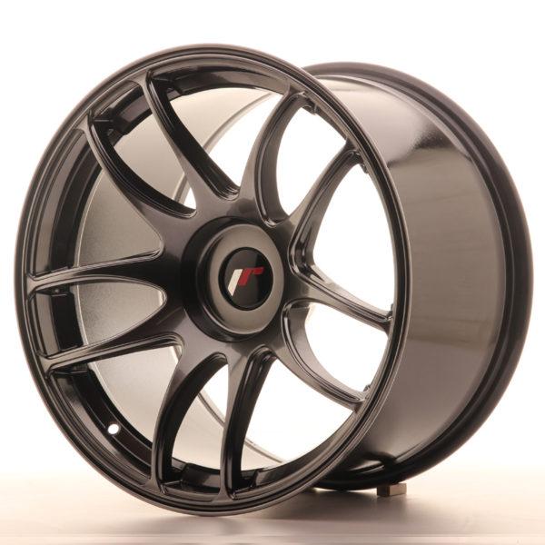 JR Wheels JR29 18x10,5 ET25-28 BLANK Hyper Black