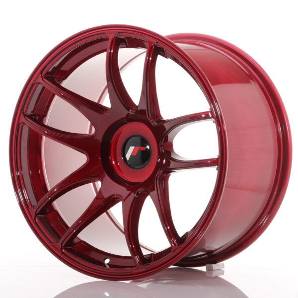 JR Wheels JR29 18x10,5 ET25-28 BLANK Platinum Red