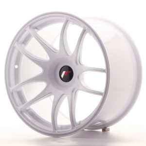 JR Wheels JR29 18x10,5 ET25-28 BLANK White