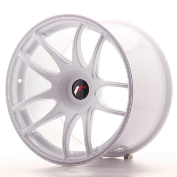 JR Wheels JR29 18x10,5 ET25-28 BLANK White