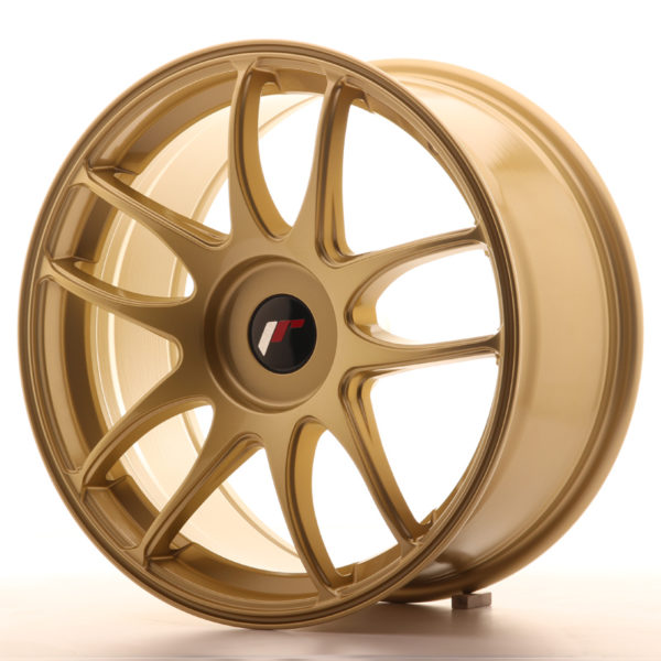 JR Wheels JR29 18x8,5 ET20-48 BLANK Gold