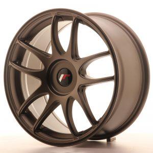 JR Wheels JR29 18x8,5 ET40-48 BLANK Matt Bronze