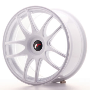 JR Wheels JR29 18x8,5 ET40-48 BLANK White