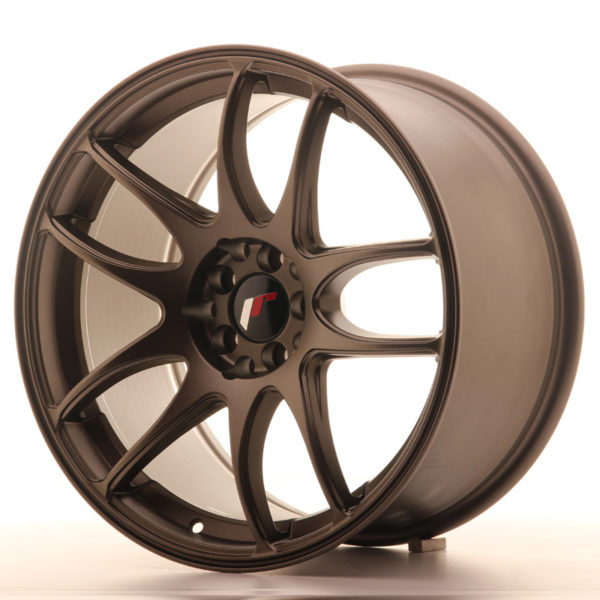 JR Wheels JR29 18x9,5 ET35 5x100/120 Matt Bronze