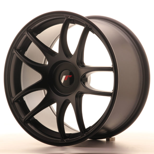 JR Wheels JR29 18x9,5 ET20-48 BLANK Matt Black
