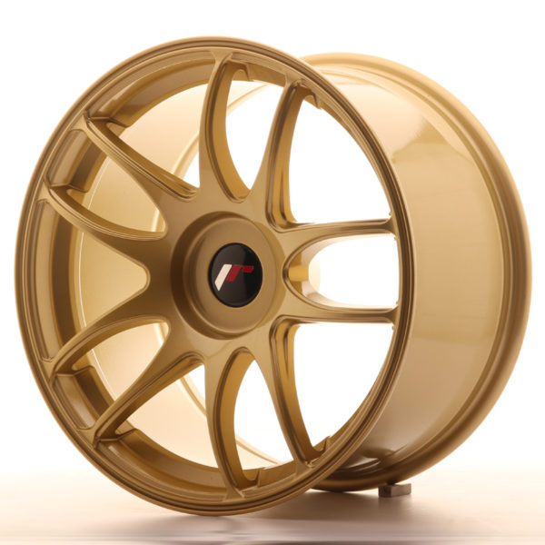 JR Wheels JR29 18x9,5 ET20-48 BLANK Gold