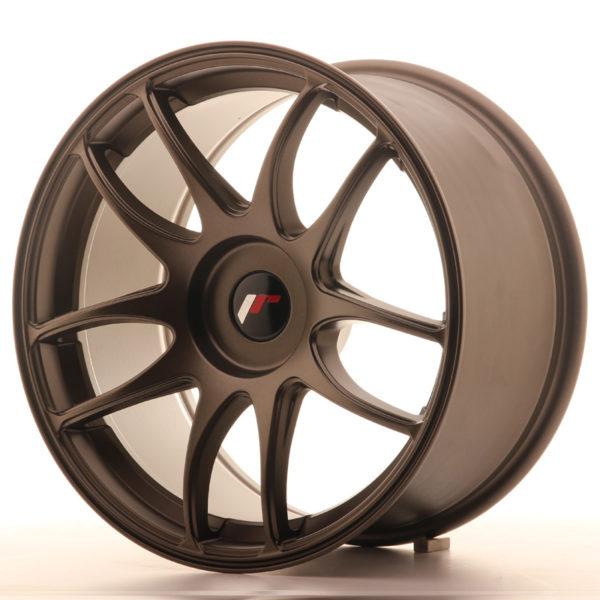 JR Wheels JR29 18x9,5 ET20-48 BLANK Matt Bronze