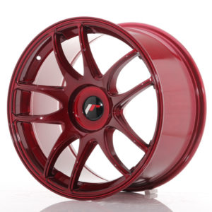 JR Wheels JR29 18x9,5 ET20-48 BLANK Platinum Red