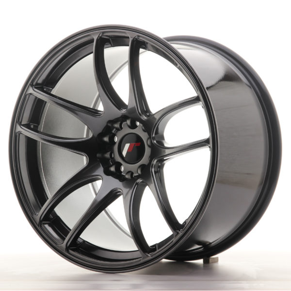 JR Wheels JR29 19x11 ET25 5x114/120 Hyper Black