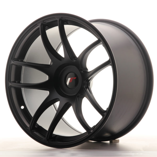 JR Wheels JR29 19x11 ET15-30 BLANK Matt Black