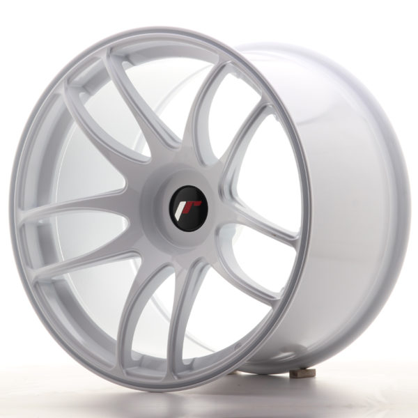 JR Wheels JR29 19x11 ET15-30 BLANK White