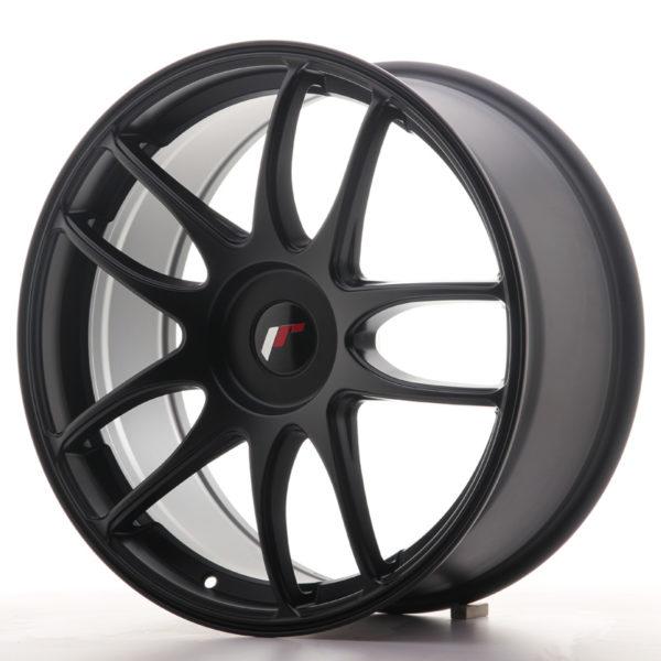 JR Wheels JR29 19x8,5 ET35-48 BLANK Matt Black