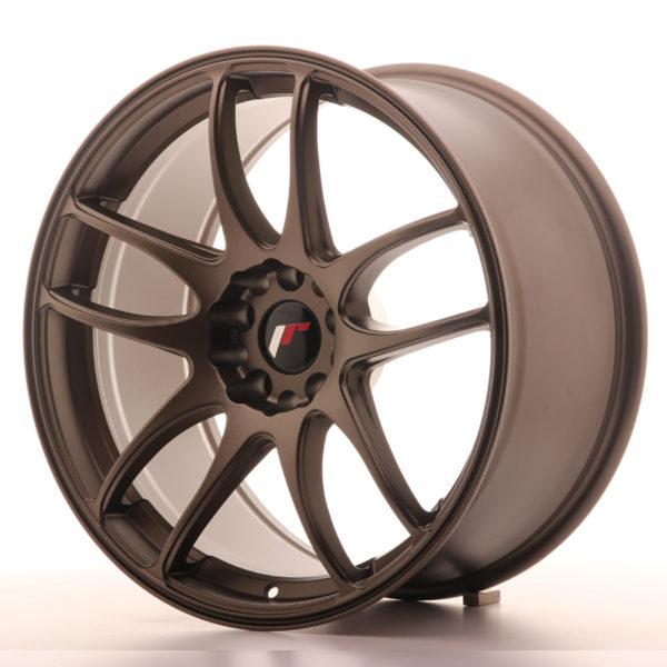 JR Wheels JR29 19x9,5 ET22 5x114/120 Matt Bronze