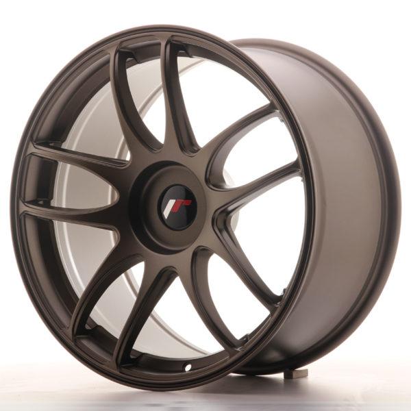 JR Wheels JR29 19x9,5 ET20-45 BLANK Matt Bronze