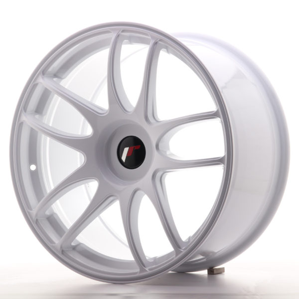 JR Wheels JR29 19x9,5 ET20-45 BLANK White