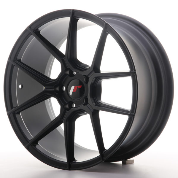 JR Wheels JR30 18x8,5 ET40 5x112 Matt Black