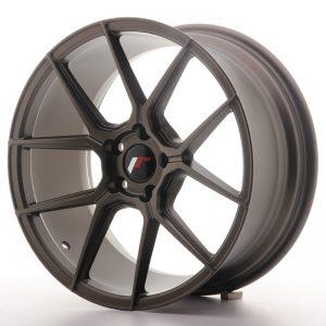 JR Wheels JR30 18x8,5 ET40 5x112 Matt Bronze