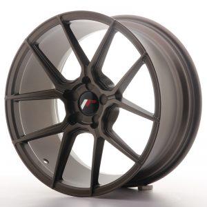 JR Wheels JR30 18x8,5 ET40 5H BLANK Matt Bronze
