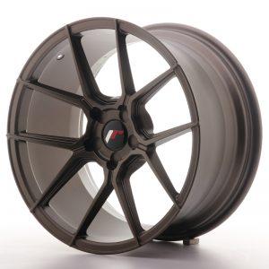 JR Wheels JR30 18x9,5 ET20-40 5H BLANK Matt Bronze