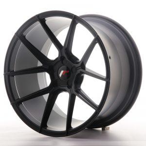 JR Wheels JR30 19x11 ET15-40 5H BLANK Matt Black