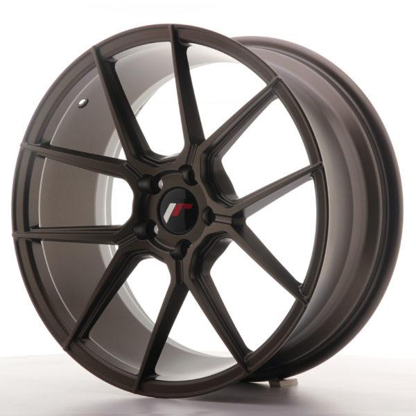 JR Wheels JR30 19x8,5 ET40 5x112 Matt Bronze