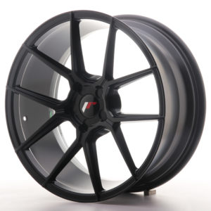 JR Wheels JR30 19x8,5 ET20-43 5H BLANK Matt Black