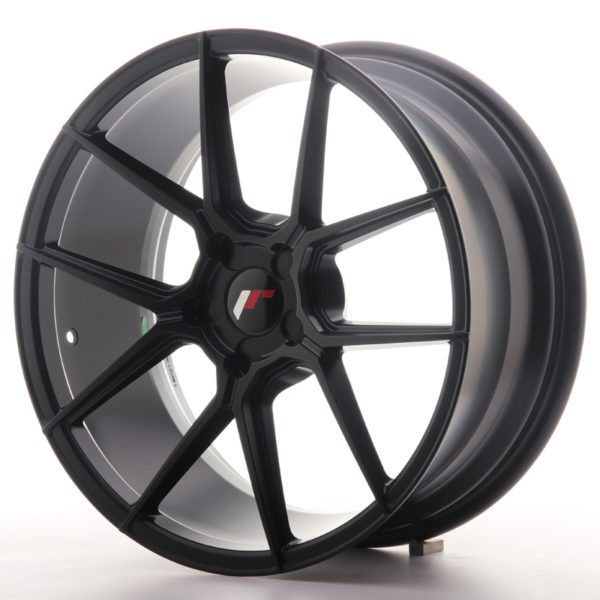 JR Wheels JR30 19x8,5 ET20-43 5H BLANK Matt Black
