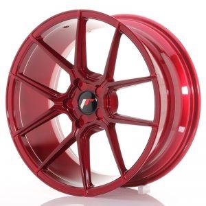 JR Wheels JR30 19x8,5 ET20-43 5H BLANK Platinum Red