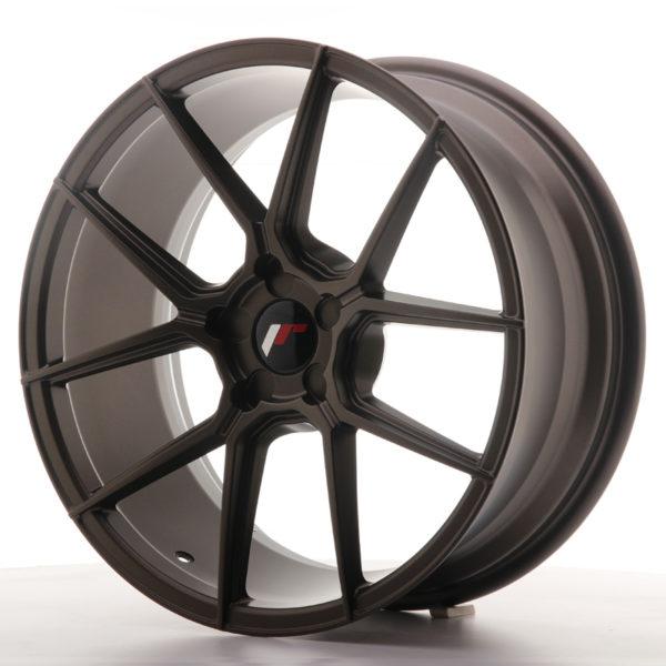 JR Wheels JR30 19x8,5 ET35-43 5H BLANK Matt Bronze