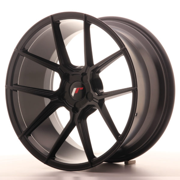 JR Wheels JR30 19x9,5 ET35-40 5H BLANK Matt Black