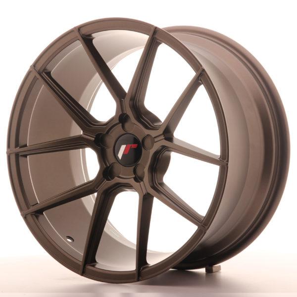 JR Wheels JR30 19x9,5 ET35-40 5H BLANK Matt Bronze