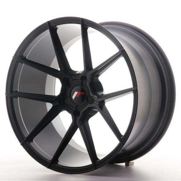 JR Wheels JR30 20x11 ET30-50 5H BLANK Matt Black