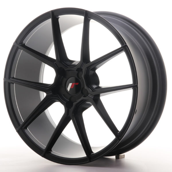 JR Wheels JR30 20x8,5 ET20-42 5H BLANK Matt Black