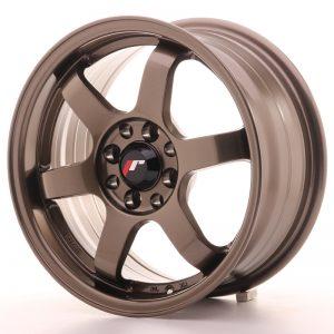JR Wheels JR3 15x7 ET25 4x100/108 Bronze