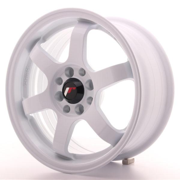 JR Wheels JR3 15x7 ET25 4x100/108 White