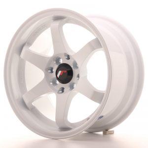 JR Wheels JR3 15x8 ET25 4x100/114 White