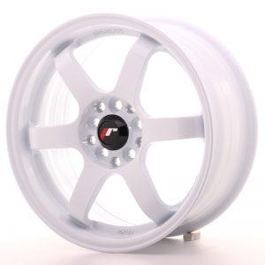 JR Wheels JR3 16x7 ET40 4x100/114 White