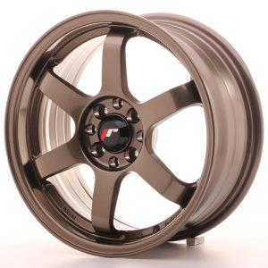 JR Wheels JR3 16x7 ET40 5x100/114 Bronze