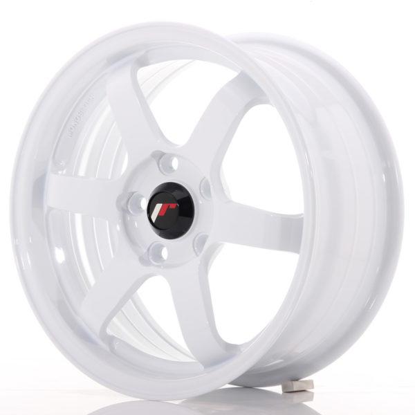JR Wheels JR3 16x7 ET40 5x114,3 White