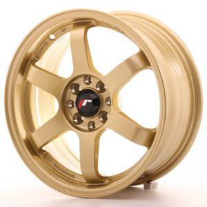 JR Wheels JR3 16x7 ET25 4x100/108 Gold