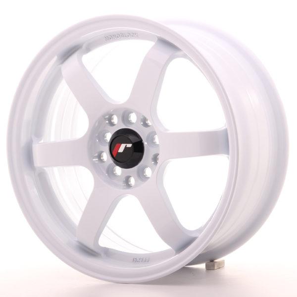 JR Wheels JR3 16x7 ET25 4x100/108 White