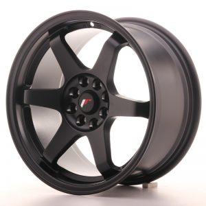 JR Wheels JR3 16x8 ET25 4x100/108 Matt Black